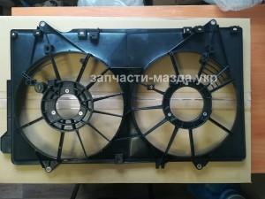 Диффузор радиатора охлаждения  Мазда СХ5  PE0115210