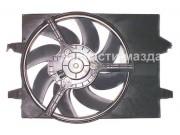 Вентилятор диффузор охлаждения Mazda 3 BK c 2003г  Z60115025C Z60115025B Z601-15-025
