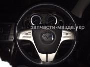 Рулевое колесо мультируль кожа Мазда 6 GH 2009г GDK532982 GDK5-32-982