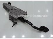 Педаль сцепления Мазда 6 GG с 2002г gj6a41300b GJ6F41300A