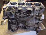 Блок цилиндров гильзованный Mazda СХ-7 2,3 турбо двигатель L3YZ02200C