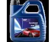 Масло синтетическое 4литра  5W30 VatOil Holland, Мобил 1 ESP Formula 5W30