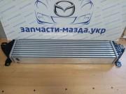 Радиатор интеркулер Мазда СХ9 ТС 2,5 турбо PY8W13565