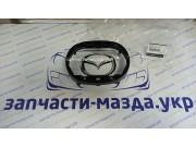 Подиум рамка эмблемы передней решетки радиатора Мазда СХ5 kb8b50721
