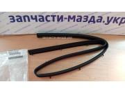 Протектор уплотнитель накладки порога Мазда СХ-5 KE kd5351pk2a