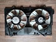 Диффузор радиатора охлаждения в сборе с вент СХ-5 c 2011г 404520HS PE0115210 45X123W1