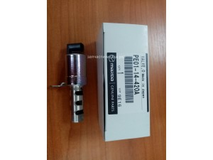Клапан OCV контроля давления масла ГРМ Мазда с моторами скайактив с 2011г. PE0114420A PE0114420