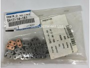 Цепь грм малая Мазда 2,2 дизель СХ5, 6 GJ, 3 BM  SH0114151 SH01-14-151
