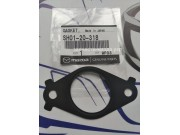 Прокладка трубки егр Мазда СХ5 2,2 дизель скайактив SH0120318
