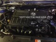 Двигатель Мазда 3 1,6л бензин с 2003г бу Z627-02-300e Z62702300e Z62702300F  Z62702300H