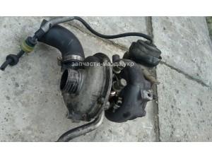 Турбина Mazda 3, Mazda 5, Mazda 6, Mazda Mpv 2,0 дизель RF7J13700D RF7J13700E