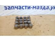 ZJ3812557 Толкатель клапана шайба регулировочная бу оригинал Мазда 3ВК, 2DE