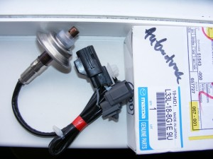 Лямбда зонд  первый Mazda СХ7 2,3 турбо L33L188G1E