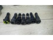Соединительный штуцер патрубков печки Мазда 3BK, BL, 2DE, 5CR, CW, 6GH D65161240