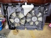 Диффузор вентиляторов радиатора в сборе Мазда СХ7, МПС 2,3 турбо бу оригинал L33L15025C